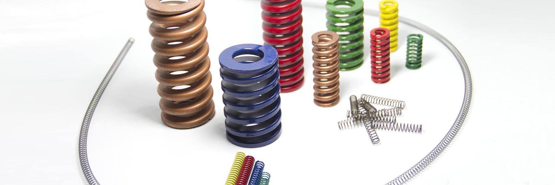 Deik Normalien Industriebdarf Werkzeughandel Systemfedern Druckfedern Zugfedern